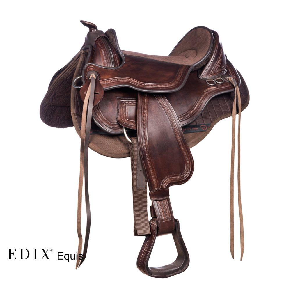 EDIX Equis Westernzadel